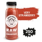 RAW SMOOTHIE VERY STRAWBERY 250 ML URBAN MONKEY