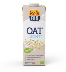 Napój owsiany Light BIO 1 l Isola