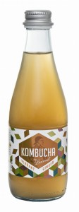 Kombucha by Laurent Vibrant Ginger 330ml