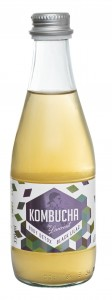 Kombucha by Laurent Body Detox Black Lilac 330ml
