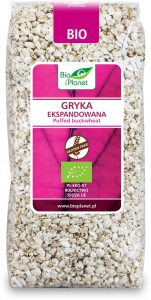GRYKA EKSPANDOWANA 100 g - BIO PLANET