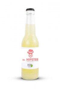 Lemoniada grejpfrutowa Mr. Hipster 330 ml