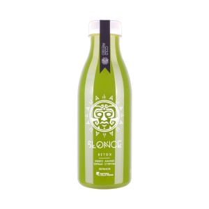 Sok cold press Detox  520 ml SŁOŃCE