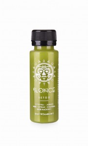 Shot cold press Detox 80 ml SŁOŃCE