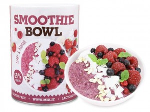 Smoothie bowl owoce leśne + banan 380g Mix It