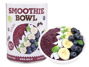 Smoothie bowl jagoda 380g Mix It