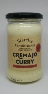 Sos curry Cremajo 270g