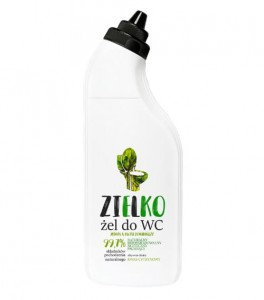 Żel do WC 500ml Zielko
