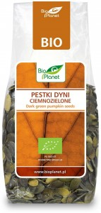 Pestki dyni 150 g Bio Planet